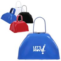 "115666776-159 - Small Basic Cow Bell (3"") - thumbnail"