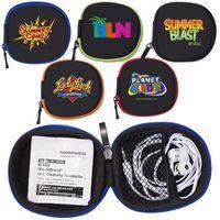 124738319-159 - Tough Tech™ Pouch w/Earbuds & Lens Wipe - thumbnail
