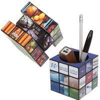 145386412-159 - Rubik's® Pen Pot - thumbnail