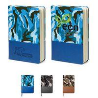 "166074209-159 - ""5 x 8"" Hard Cover Camo Canvas Journal - thumbnail"