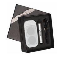 195446857-159 - Pool-Side Wireless Speaker & Power Bank Gift Set - thumbnail