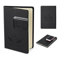 346141983-159 - Refillable Journal w/Wireless Charging Panel - thumbnail