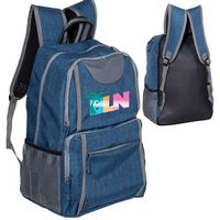 375046850-159 - Strand™ Snow Canvas Backpack - thumbnail