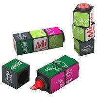 395807007-159 - Custom Rubik's® Highlighter - thumbnail