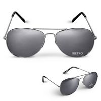 545947249-159 - Mirrored Aviator Sunglasses - thumbnail