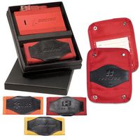 563301205-159 - Majestic™ Luggage Tag & Handle Wrap Set - thumbnail