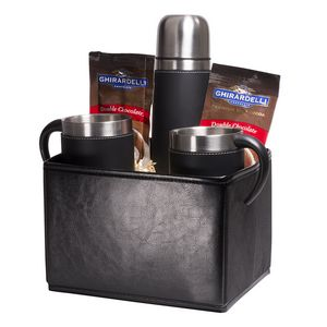 574912901-159 - Tuscany™ Thermal Bottle & Cups Ghirardelli® Cocoa Set - thumbnail