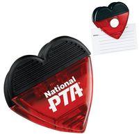 575666698-159 - Heart Magnetic Memo Clip - thumbnail