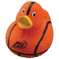 705666200-159 - Basketball Rubber Duck - thumbnail