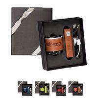775171997-159 - Tuscany™ Power Bank & Wireless Speaker Gift Set - thumbnail