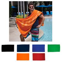 "776310185-159 - Diamond Collection Colored Beach Towel (35"" x 60"") - thumbnail"