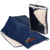 925513387-159 - Jumbo Micro-Mink Sherpa Blanket - thumbnail
