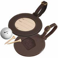 933398024-159 - Woodbury™ Round Golf Tag - thumbnail