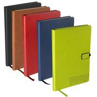 955513095-159 - Tuscany™ Journal w/Magnetic Badge Closure - thumbnail