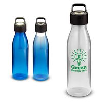 956064930-159 - 24 Oz. Water Bottle with Rechargeable COB Light in Lid - thumbnail