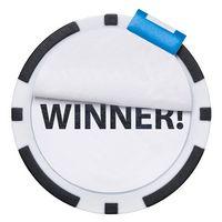 334590688-815 - Poker Chip Ball Marker w/Peel Off Label - thumbnail