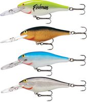 "351385390-815 - Rapala Shad Rap Fishing Lure - 2 3/4"" - thumbnail"