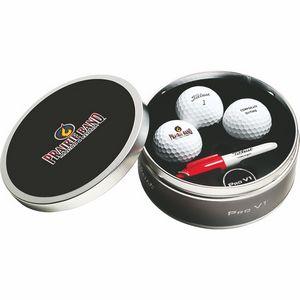 573931816-815 - Titleist® Pro V1® Custom Collection Tin - thumbnail