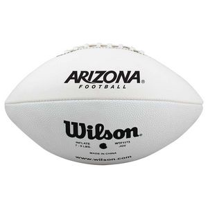 763100436-815 - Wilson Full Size Autograph Football - thumbnail