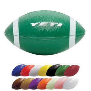 "93974432-815 - Mini Soft Plastic Football w/End Stripes 6"" - thumbnail"