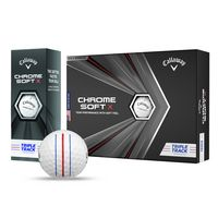 966480705-815 - Callaway Chrome Soft X Triple Track Golf Balls - thumbnail