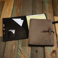 175322463-190 - TASKER Leather Padfolio - thumbnail