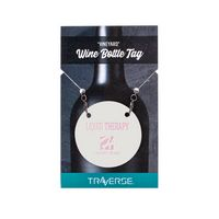 "356070178-190 - VINEYARD 2"" Round Leather Wine Bottle Tag - thumbnail"