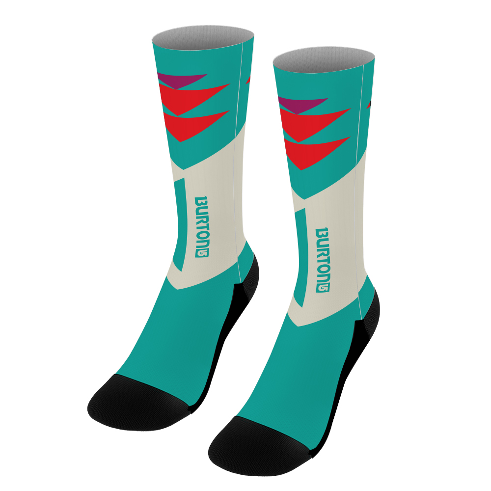 "735322388-190 - 18"" Dye-Sublimated Socks - thumbnail"