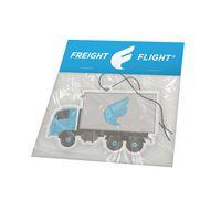 "765322398-190 - 3"" x 3"" Imported Custom Shape Air Freshener w/ Header Card - thumbnail"