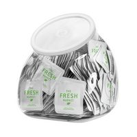 926439131-190 - 94 oz. Single Use Sanitizer Tub Display (Includes 500 Pad Printed Packets) - thumbnail