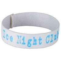 "144322053-103 - Full Color 3/4"" Elastic Wristband - thumbnail"