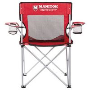 935587013-103 - Fanatic Event Folding Mesh Chair - thumbnail