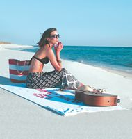 115616979-173 - Kangaroo Hidden Pocket Beach Towel™ - thumbnail