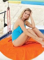 575548383-173 - Surfside 360 Round Beach Towel™ (Colors) - thumbnail