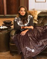 714309277-173 - Cobblestone Mills Oxford Alpaca Blanket™ - thumbnail