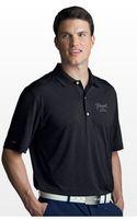 313990203-175 - Greg Norman Play Dry® Heathered Polo Shirt - thumbnail
