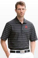 314968923-175 - Greg Norman™ Play Dry® Performance Striped Mesh Polo - thumbnail