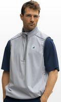 904970436-175 - Greg Norman 1/4-Zip Pieced Weatherknit Vest - thumbnail