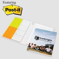 124992957-125 - Essential Journal featuring Post-it® Notes and Flags - Journal Option 1 - thumbnail