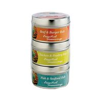 102721342-153 - Gourmet Set of Spice Rubs (3 tins) - thumbnail