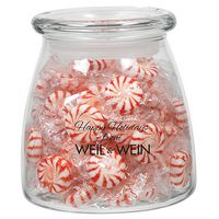 115182868-153 - Vibe Glass Jar - Starlight Mints 27 Oz.) - thumbnail