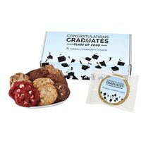 126259959-153 - Fresh Baked Cookie Graduation Gift Set - 15 Assorted Cookies - in Mailer Box - thumbnail