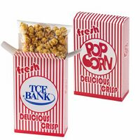 132530886-153 - Striped Popcorn Box - Caramel Popcorn - thumbnail