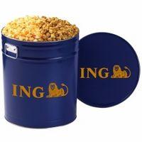 134554243-153 - 2 Way Popcorn Tins - Caramel & Cheddar Popcorn (6.5 Gallon) - thumbnail