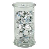154172345-153 - Status Glass Jar - Hershey's® Kisses® (20.5 Oz.) - thumbnail