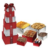 154914643-153 - Contemporary Ultimate Gift Tower - thumbnail