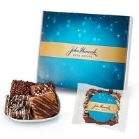 156185713-153 - Fresh Baked Brownie Gift Set - 18 Assorted Brownies - in Mailer Box - thumbnail