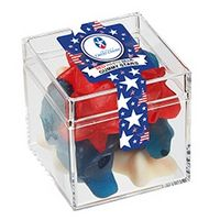 165426740-153 - Commemorative Candy Box w/ Patriotic Gummy Stars - thumbnail