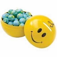 174554129-153 - Small Themed Tin Banks - Chocolate Earth Balls - thumbnail