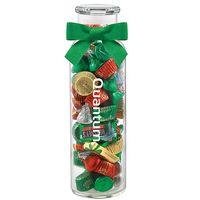 184493615-153 - Glass Hydration Jar - Hershey's® Holiday Mix (24 Oz.) - thumbnail